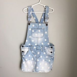 Cherokee | Girls Denim Dress Bob Overall Jumper